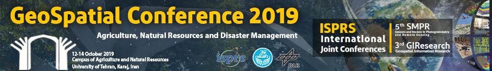 ISPRS GeoSpatial Conference 2019 